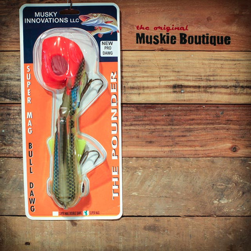 Muskie Innovations  - PRO Dawg - Super Magnum