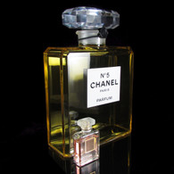 Chanel No. 5 Huge Factice Display Bottle - Over 1ft High