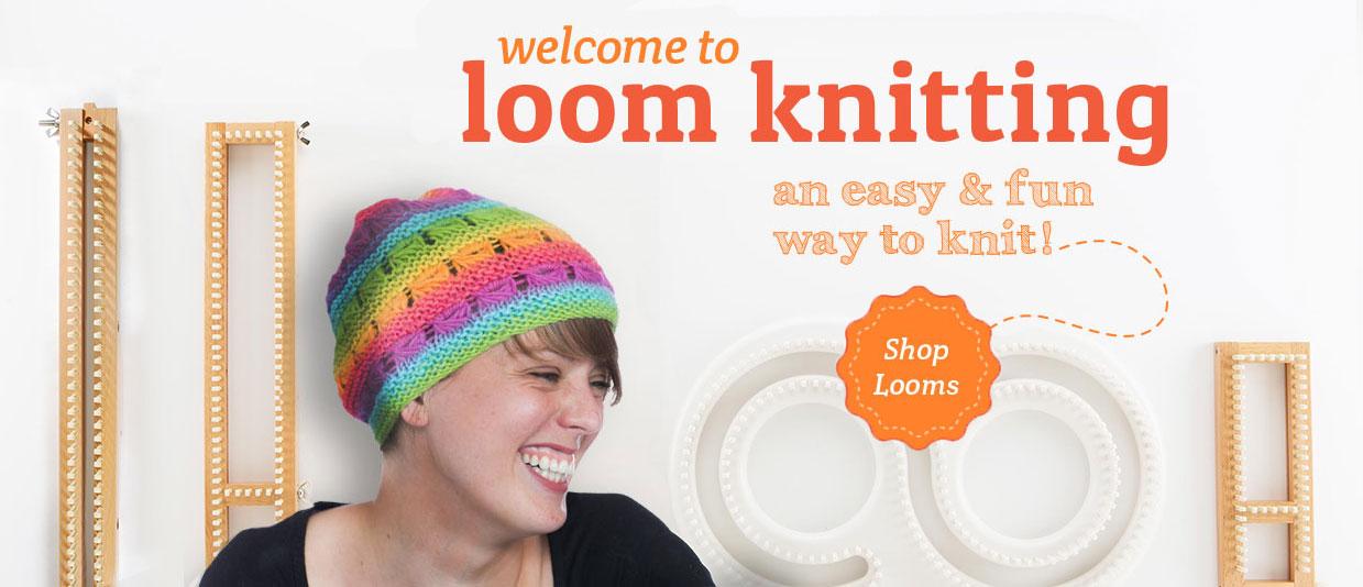 loom knitting knit