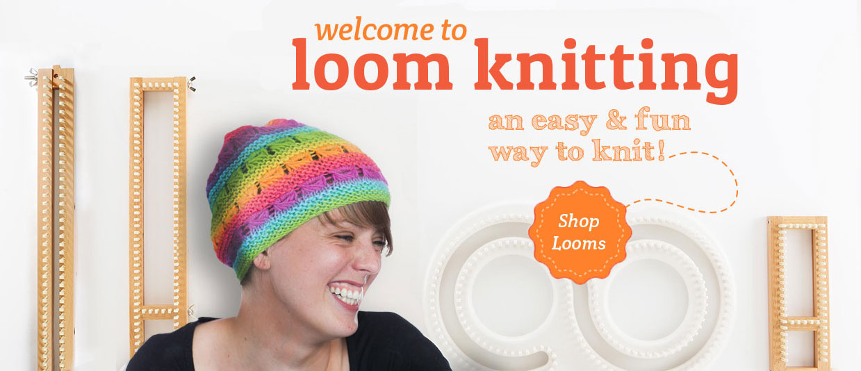 loom knitting knit