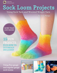 Sock Loom Projects Book (Case of 15)