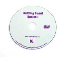Board Knitting Basics DVD I