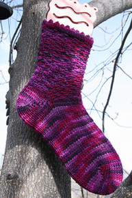 Double Woven Socks