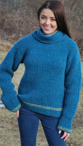 Timberline Cowl Neck Sweater
