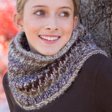 Soft Chestnut Cowl