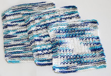 Nautical Dishcloth Set