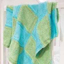 Hearts Blanket Pattern Kit