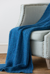 Easy-Knit Blanket