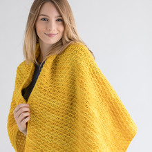 Sunshine Shawl