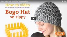 Bogo Hat on Zippy