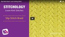 Slip Stitch Braid