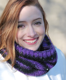 Sparkle Jewel Cowl