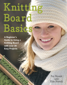 Knitting Board Basics Book