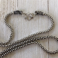 Sterling Silver Dragon Chain