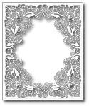 Tutti Designs Rose Frame