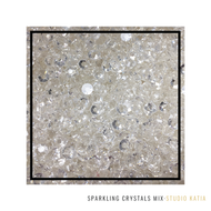 Studio Katia Sparkling Crystals Mix