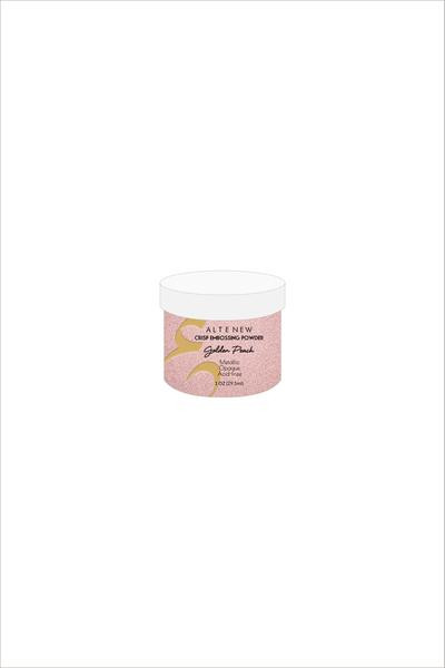 Altenew Peach Crisp Embossing Powder