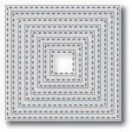 Tutti Designs Nesting Stitched Squares