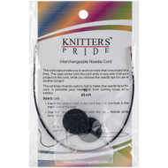 "Knitter's Pride Interchangeable Cords 16"""