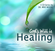 God's Will is Healing