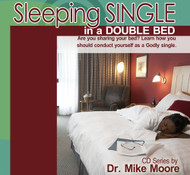 Sleeping Single In A Double Bed