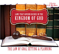 The Law of Goal-Setting & Planning (Laws That Govern Riches)