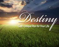Destiny- God's Unique Plan for Your Life-MP3
