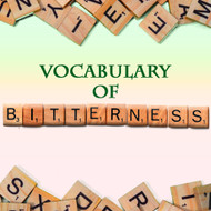Vocabulary of Bitterness