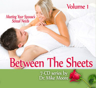 Between the Sheets Volume 1 Meeting Your Spouse Sexual Needs