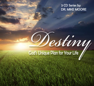 Destiny- God's Unique Plan for Your Life