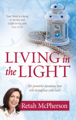 Living in the Light - Book