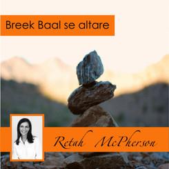 Breek Baal se altare