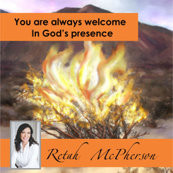 Always welcome in the presence of God.