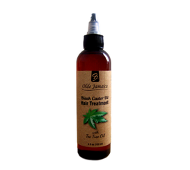 Olde Jamaica Black Castor Oil Treatment  - 4 oz