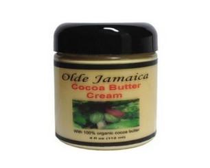 Olde Jamaica Cocoa Butter Cream  - 4 oz