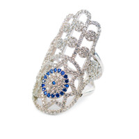 The Hamsa Evil Eye
