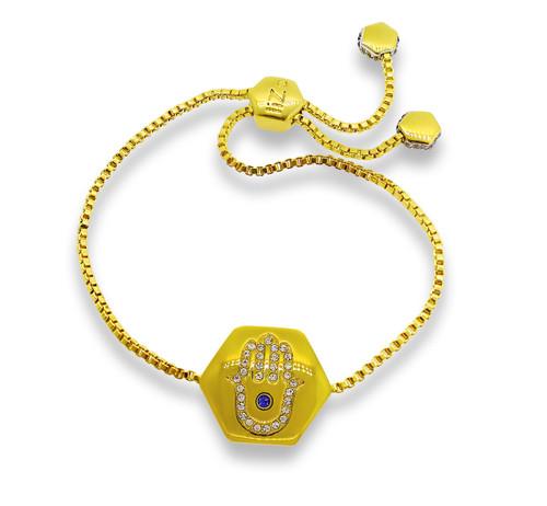 Bold Hamsa Gold