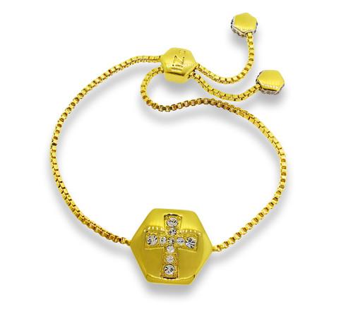 Bold Cross Gold