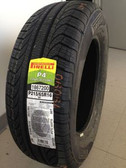 (4) NEW 215/65R16  PIRELLI P4 FOUR SEASONS 98T 760AB *85K* 2156516 R16 215 65 16