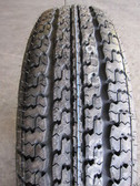 (2) ST 205/75/15 TRIANGLE TRAILER TIRES 2057515 6 PLY