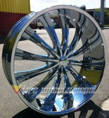 26 INCH B15 RIMS AND TIRES CHARGER MAGNUM CHRYSLER 300 CHALLENGER IMPALA CAPRICE