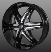 30 INCH DIABLO ELITE B RIMS AND TIRES IMPALA SS CAPRICE GRAND CHEROKEE C10 5X127