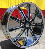 30 INCH DW29 RIMS WHEELS AND TIRES ESCALADE SILVERADO SIERRA TAHOE SUBURBAN NEW