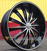 "28"" INCH B19B RIMS + TIRES EXPLORER RANGEROVER CHARGER AVIATOR CROWN VIC MARQUIS"
