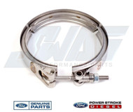 7.3L OEM TURBOCHARGER DOWN PIPE V-BAND CLAMP