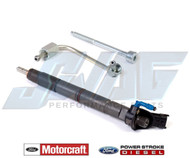 MOTORCRAFT 11-14 FORD 6.7L OEM FUEL INJECTOR NOZZLE STOCK - 1, 2, 7 & 8