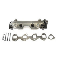 DORMAN GM 6.6L RIGHT EXHAUST MANIFOLD KIT- 674-736