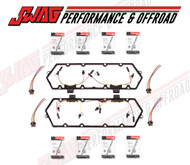 SWAG PERFORMANCE 7.3L VALVE COVER GASKETS & MOTORCRAFT GLOW PLUGS - OBS