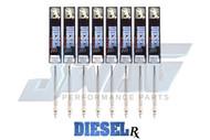 DIESEL RX GM 6.6L LB7 DURAMAX DIESEL GLOW PLUG SET - DRX00058