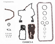 ENGINETECH 6.7L CUMMINS LOWER CONVERSION GASKET SET - CU408CSA